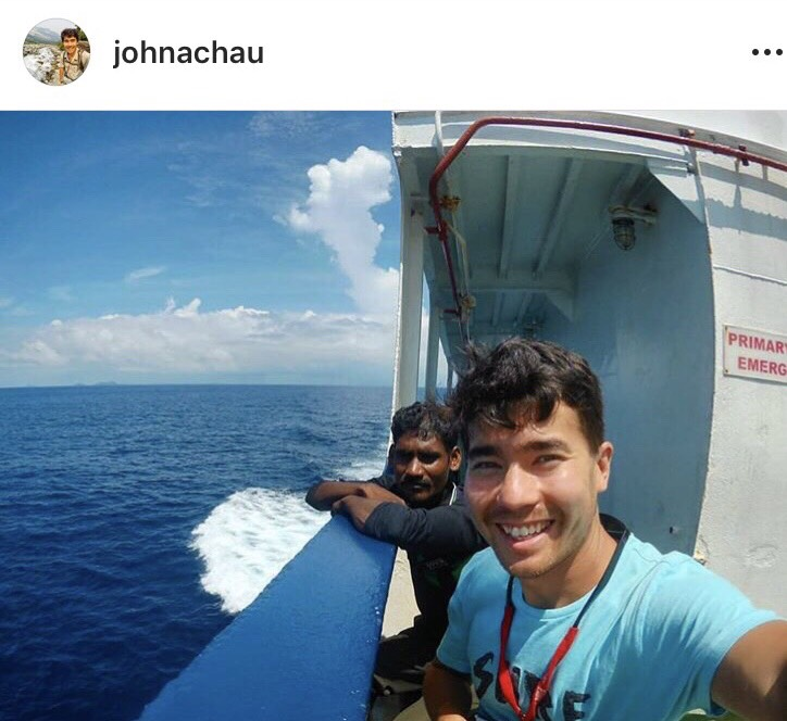 Episode 41:  John Allen Chau: Missionary Martyr? Or Witless Wanderer?
